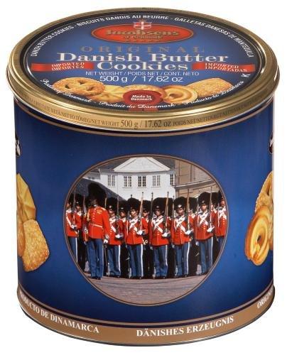 Preisvergleich Produktbild Cookies Dänische Buttercookies,  3er Pack (3 x 500 g)