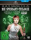 DVD Cover 'Die Spessart-Trilogie: Alle 3 Spessart-Komödien mit Lilo Pulver (Filmjuwelen) [Blu-ray]