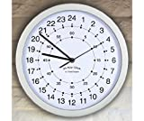 GreatGadgets 1858 24-Hour Clock