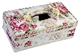 #9: Amigozz Tissue Box - Attractive and Beautiful Decorative Tissue Holder for your Home or Car