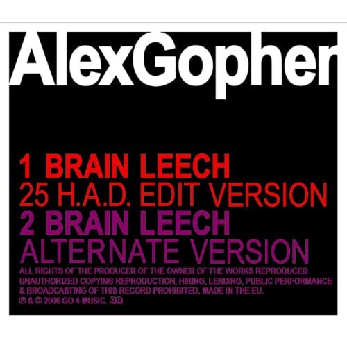 Brain Leech #1