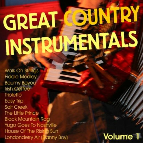 Great Country Instrumentals, Vol. 1