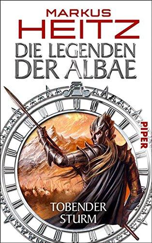 Buchseite und Rezensionen zu 'Die Legenden der Albae: Tobender Sturm (Die Legenden der Albae 4)' von Markus Heitz