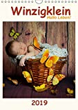Winzigklein - Hallo Leben! (Wandkalender 2019 DIN A4 hoch): 12 süße Newborn-Bilder begleiten durch das Kalenderjahr (Planer, 14 Seiten ) (CALVENDO Menschen)
