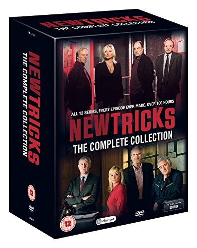 New Tricks: The Complete Collection - Season 1-12 [36 DVDs] [UK Import]