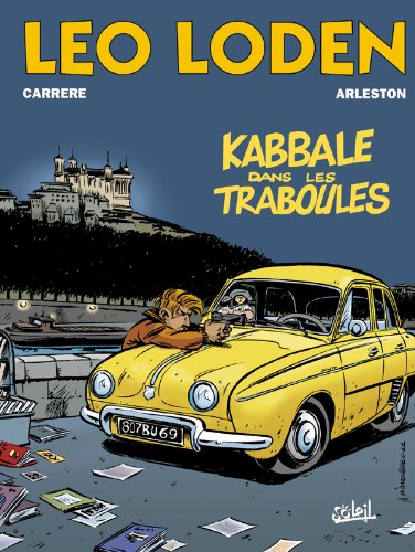 Léo Loden, tome 5. Kabbale dans traboules
