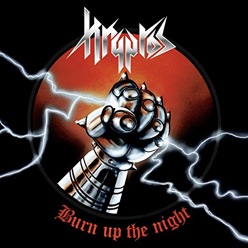 Kryptos: Burn Up the Night (Audio CD)