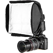 Phot-R, Photo Studio Mini Universale Popolare Facile Portatile Flash Softbox Diffusore Per Flashguns + Custodia Da Trasporto, 23 Cm