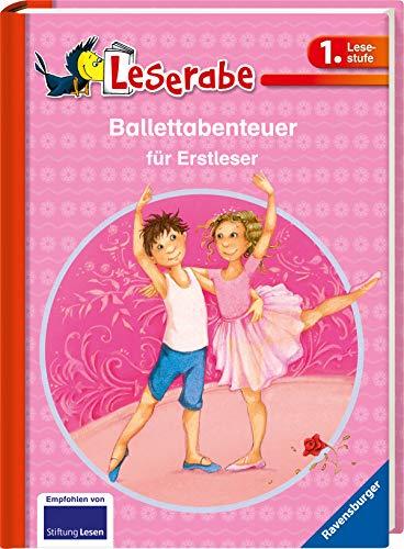 Ballettabenteuer für Erstleser (Leserabe - Sonderausgaben) (Vogel Tanz Kostüm)