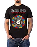 Iron Maiden T Shirt Book Of Souls Live Chapter 2017 Nue offiziell Herren