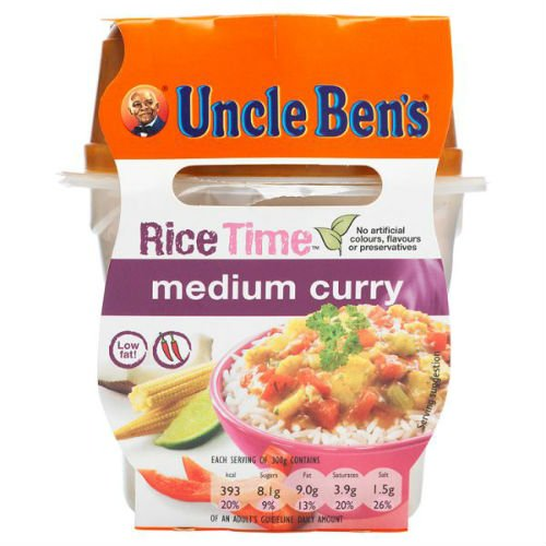 uncle-bens-rice-time-medium-curry-300g-pack-of-5-x-300g