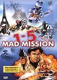 Mad Mission 1 - 5 - 4 DVD Box