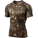 Tesla Men s Short Sleeve T-Shirt Cool Dry Compression Baselayer MUB13 03