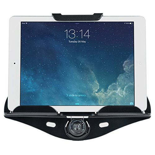 supporto tablet auto cruscotto Targus AWE77EU Supporto da Auto per iPad e Tablet Fino a 10 Pollici
