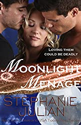 Moonlight Menage (Lucani Lovers Book 2)