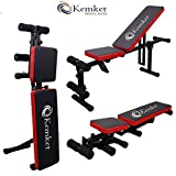 Best Workout Benches - Fully Adjustable Folding Gym Weight Bench- Home Workout Review