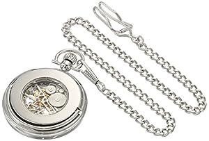 Stuhrling Original 6053.33113 - Reloj de mecánico para hombre, con correa de acero inoxidable, color plateado de Stuhrling Original