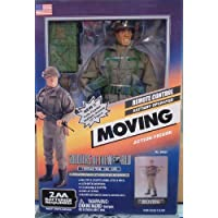Soldiers of the World Vietnam War Navy Seal Team One Remote Control Moving 12 Action Figure by Soldiers of the World