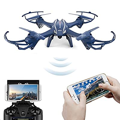 HB HOMEBOAT RC Quadcopter Drone with Wifi FPV Camera Real Time Transmission