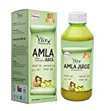Vitro Naturals Amla Juice Contains Vitamin C, Iron & Calcium required in our body. Amla Juice Anti-Ageing property keeps you young and healthy with glowing skin, Weight loss is a great property helps you to reduce weight. Hair become silky & ...