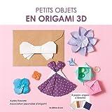 """Afficher """"Petits objets en origami 3D"""""""