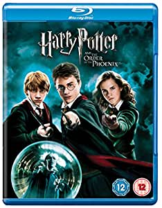 Harry Potter and the Order of the Phoenix [Blu-ray] [Import anglais]