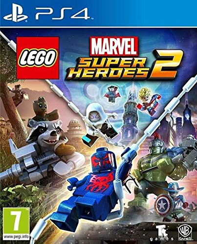 Warner Brothers - LEGO Marvel Super Heroes 2 /PS4 (1 GAMES) (Lego Hero Ps4)