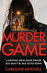 Murder Game: A gripping serial killer thriller you won't be able to put down (Detective Ruby Preston Crime Thriller Series )