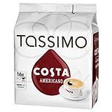 Tassimo Costa Americano Coffee Pods (Case of 5, Total 80 pods, 80 servings) Bild 2