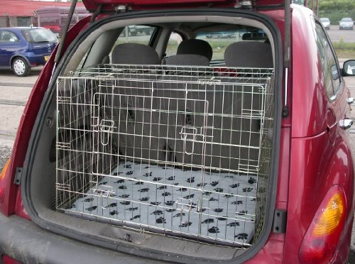 chrysler-pt-cruiser-00-08-dog-cage-sloped-front-guard-puppy-crate-carrier