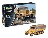 Revell 03263 Modellbausatz SD.Kfz. 7