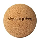 MassageFee Kork Massageball - Faszienkugel....