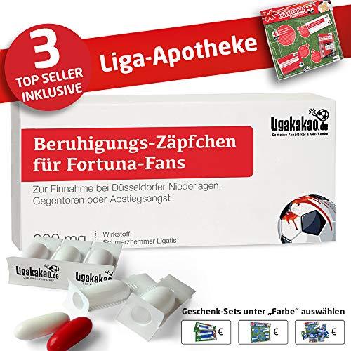 Filzpantoffel ist jetzt die Liga-APOTHEKE für Fortuna-Fans by Ligakakao.de