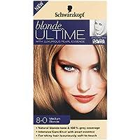 Schwarzkopf Blonde Ultîme Permanent 8-0 Medium Blonde preisvergleich bei billige-tabletten.eu