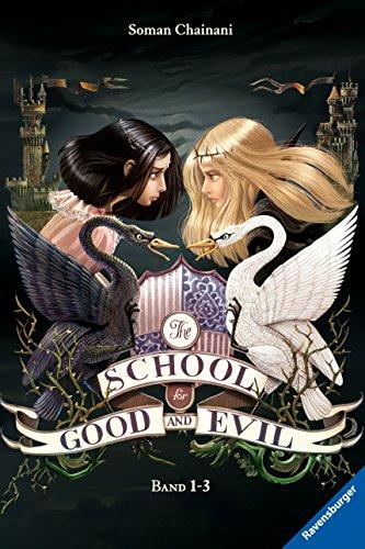 The School for Good and Evil, Band 1: Es kann nur eine geben / Band 2: Eine Welt ohne Prinzen / Band 3: Und wenn sie nicht gestorben sind (The School for Good & Evil)