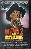 Nightmare on Elm Street 2 - Die Rache [VHS]