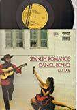 DANIEL BENKO - SPANISH ROMANCE - LP vinyl