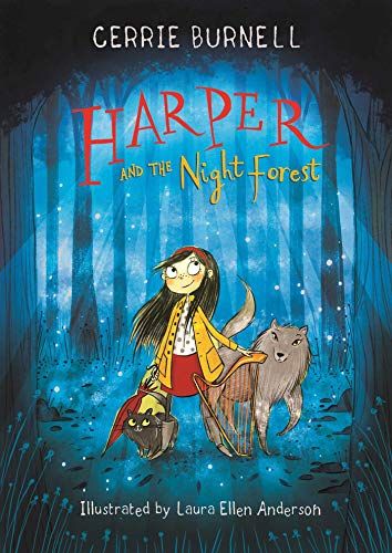 Harper and the Night Forest por Cerrie Burnell