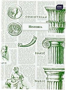 Interdruk BRA5HIS Cuaderno de Tapa Dura A5 80#History