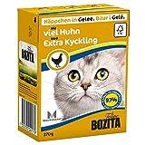 BZ Cat Häpp.Gel.Huhn 370gT