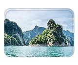 NasNew Doormat Islands in a ratchapapa dam at Thailand
