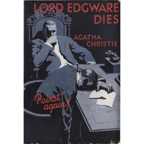 Lord Edgware Dies (Poirot Facsimile Edition) by Agatha Christie (2007-07-30)