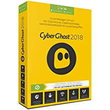 S.A.D Cyberghost (2018) 3 Geräte / 1 Jahr Software