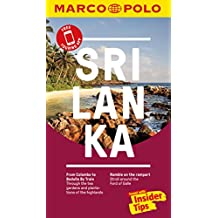 Sri Lanka Marco Polo Pocket Travel Guide - with pull out map (Marco Polo Guides) (Marco Polo Pocket Guides)