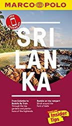 Sri Lanka Marco Polo Pocket Travel Guide 2018 - with pull out map (Marco Polo Guides)