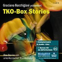 TKO-Box Stories. 9 CDs + MP3-CD . Graciano Rocchigiani präsentiert