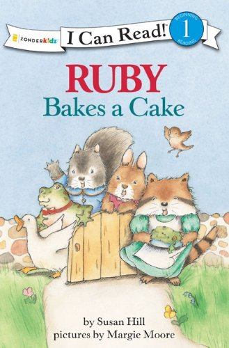 [RUBY BAKES A CAKE PB (I Can Read! / Ruby Raccoon)] [By: HILL SUSAN] [May, 2010]