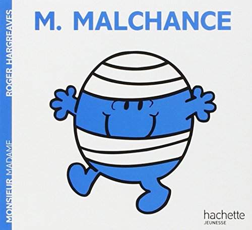 Collection Monsieur Madame (Mr Men & Little Miss): M. Malchance