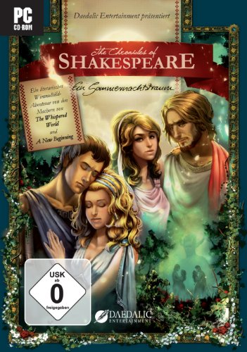The Chronicles of Shakespeare A Midsummer Night's Dream