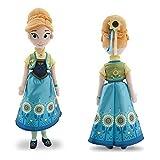 Disney - Anna Frozen Fever / Die Eiskönigin - Plüsch Puppe ca. 55cm